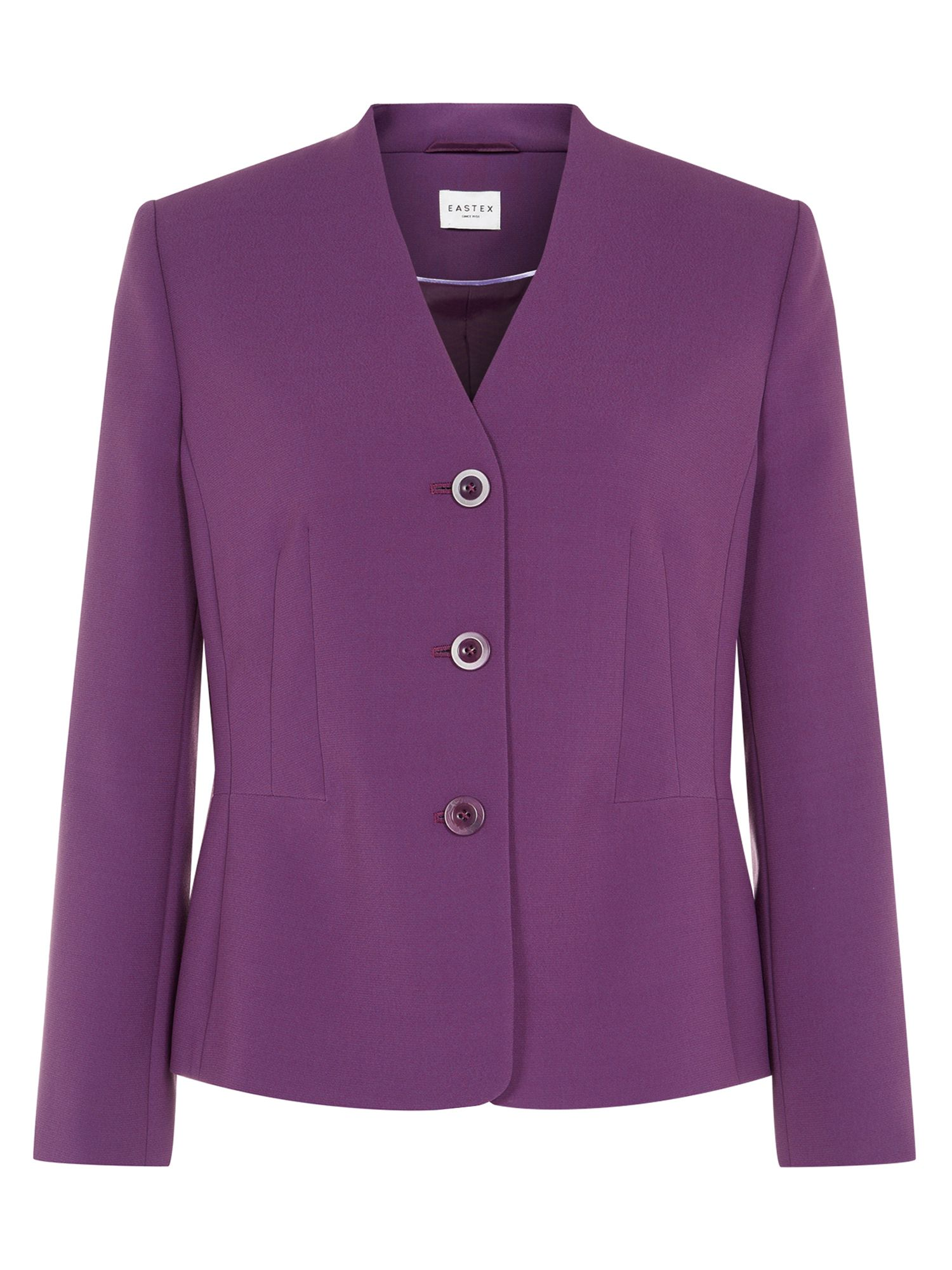 Grape tailored jacket