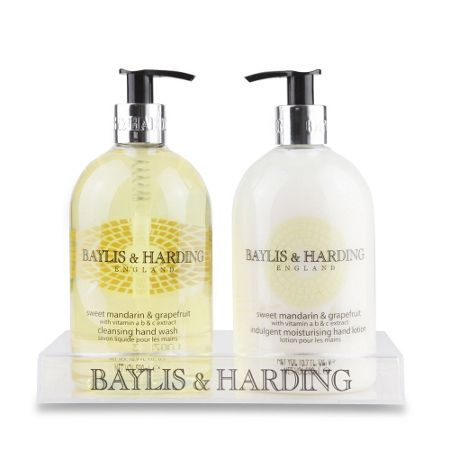Baylis & Harding Sweet Mandarin & Grapefruit Hand Wash & Lotion