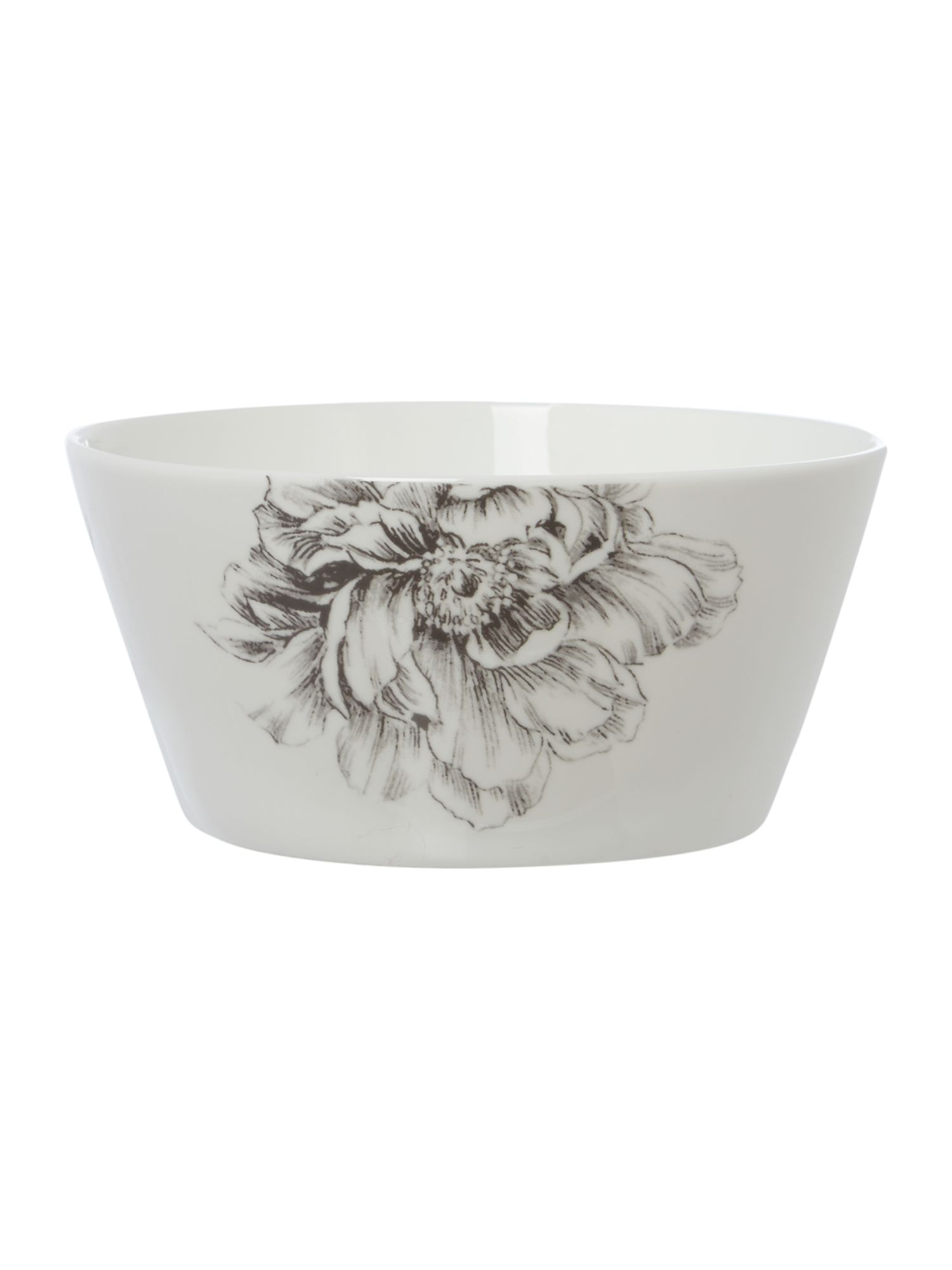 Winterbloom cereal bowl