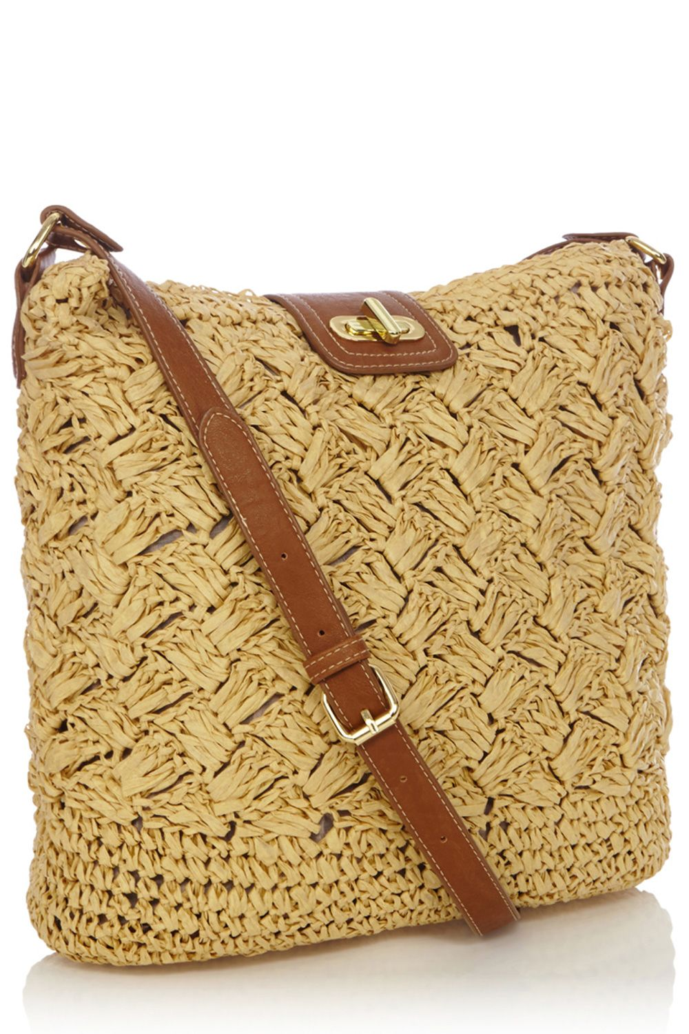 Caroline crochet cross body