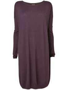Mollie mix knit tunic