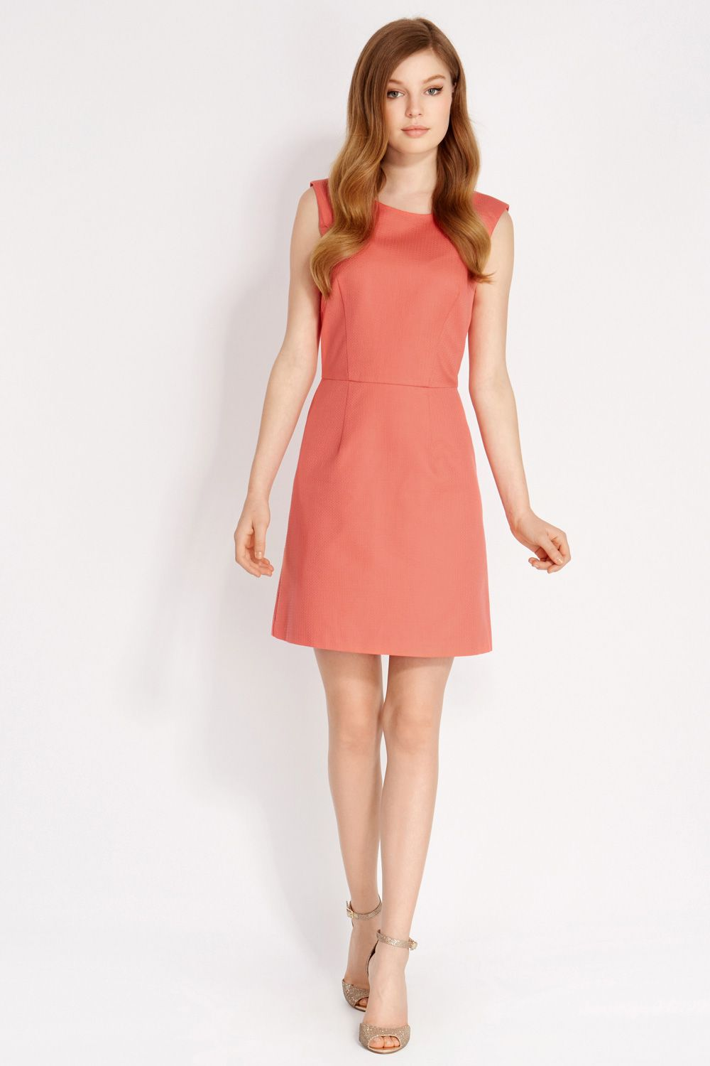Jane shift dress