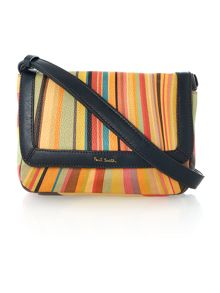 Swirl multi small crossbody bag