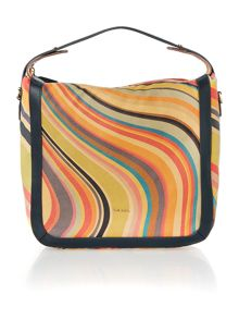 Swirl multi small hobo