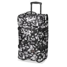 Tranverz dark grey wheeled small duffle