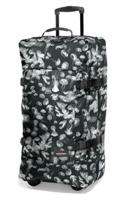 Tranverz dark grey wheeled medium duffle