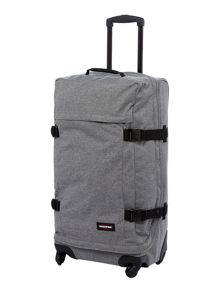 Transmitter light grey wheeled large duffle