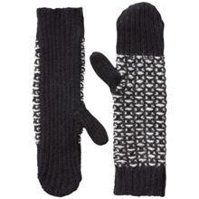 Amy wool mix mittens