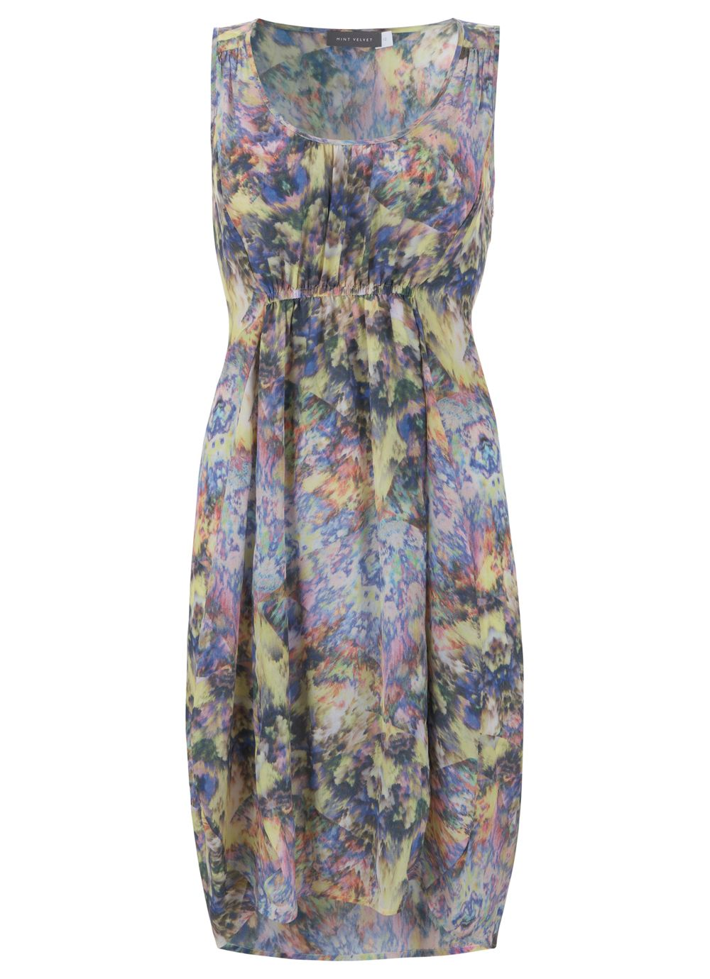 Meadow Print Ovoid Dress