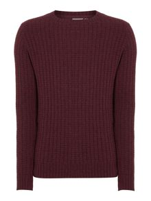 Tucker Crew Neck Knit