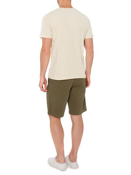 Army & Navy Stag Graphic Short Sleeve Tshirt