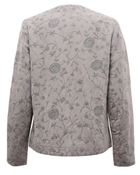 East Embroidered jacket