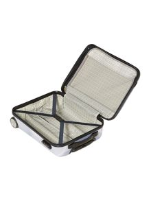 X Ray colour 2 wheel hard cabin suitcase