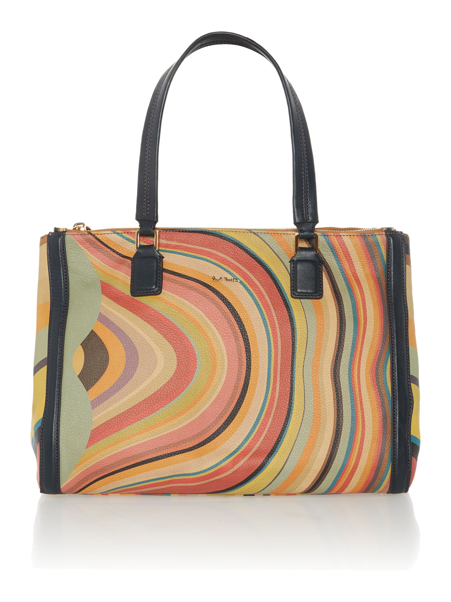 Swirl multi small crossbody