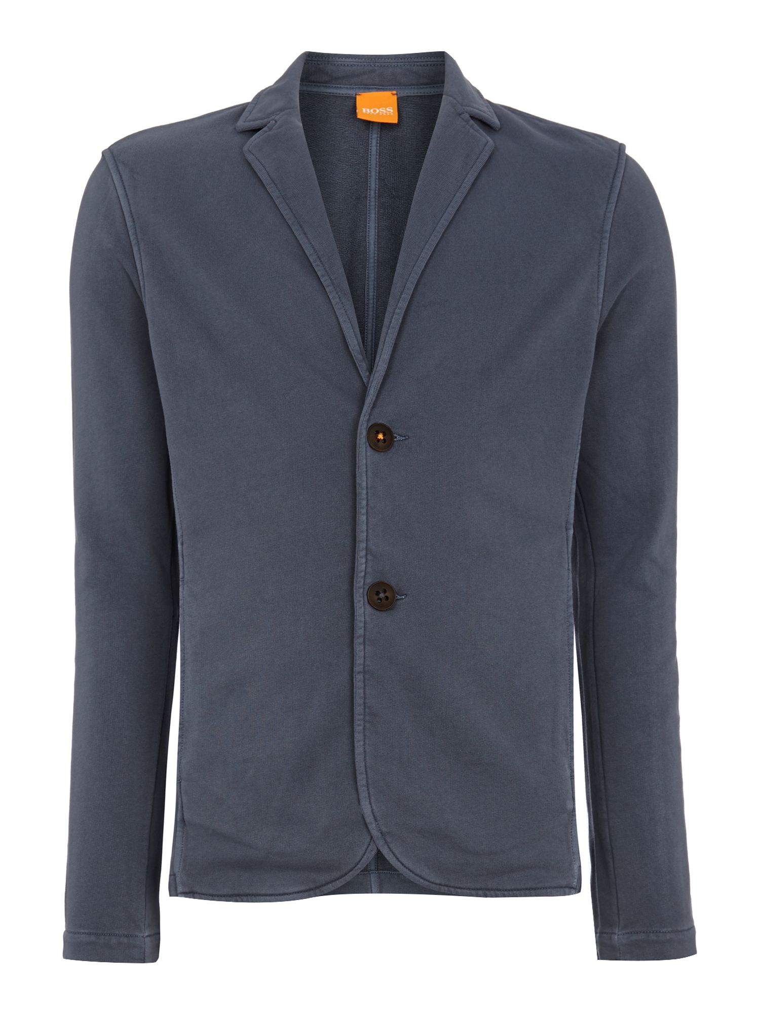 Two pocket jersey blazer