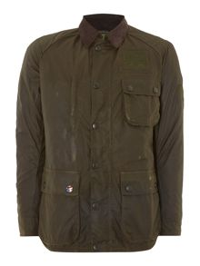 Steve McQueen thomas wax jacket
