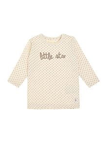 Babys `Little Star` t-shirt