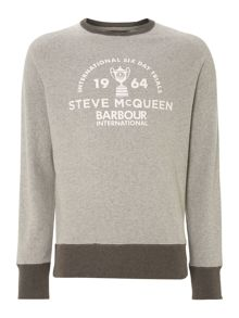 Barlett crew neck sweat