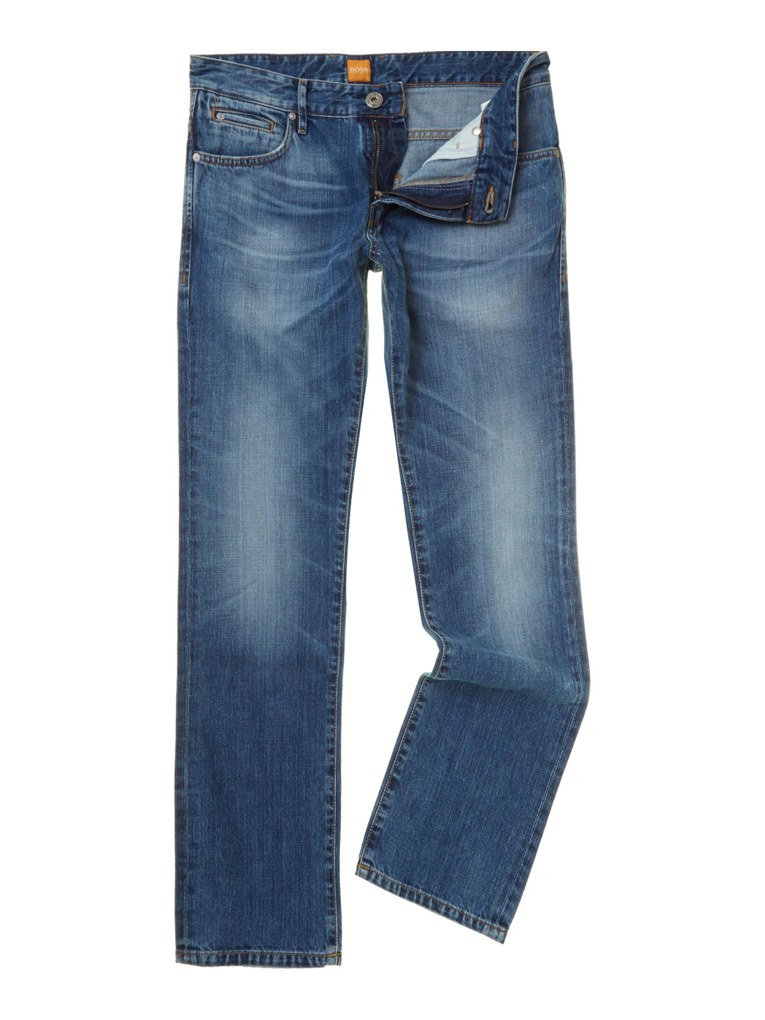 Ora 24 blue wash regular fit jean