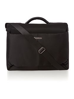Ergo Biz black 16`` laptop messenger