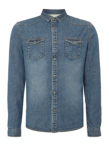Oprington Denim Shirt