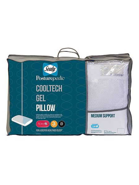 Sealy Posturepedic Cooltech Gel Pillow House Of Fraser