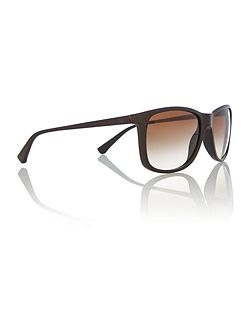 Ea4023 men`s square sunglasses
