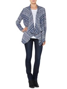 Linea Weekend Nomad drape jacket
