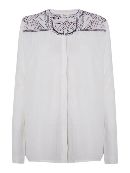 Linea Weekend Embroidered blouse