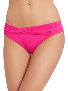 Goddess twist band hipster brief