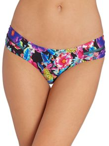 Paradiso ruched side brief
