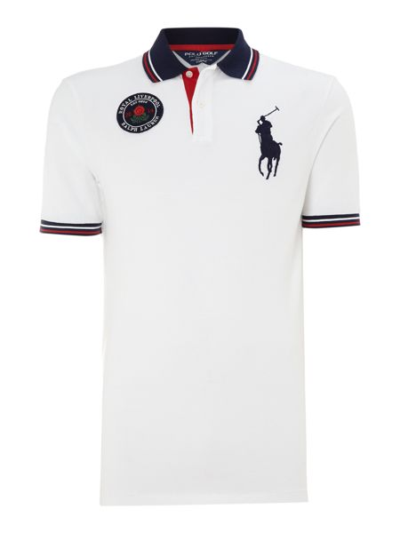 Polo Ralph Lauren Golf Polo Golf The Open Mesh Polo Shirt