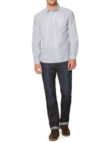 Harrison Stripe Long Sleeve Shirt