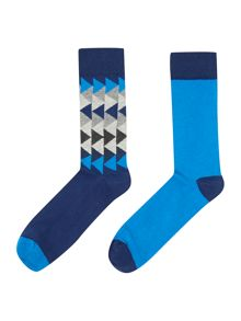 2 pack fast forward socks