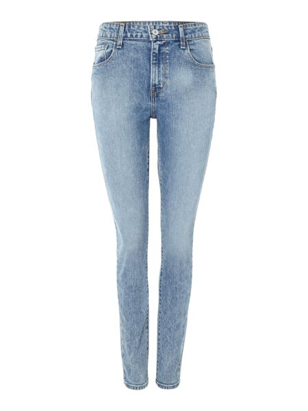 Levi's The high rise jeans in frenzy
