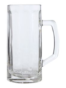 Set of 2 beer handled mug