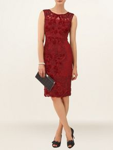 Carmen tapework dress