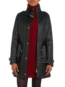 Motorcycle Crossgates Quilt Jacket