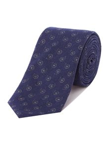 Sante mini paisley cotton tie