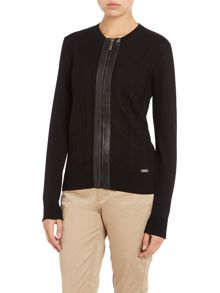 Gayle Zip up Cardigan