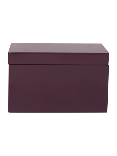 Pied a Terre Lacquer storage box small