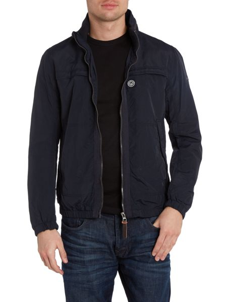 Duck and Cover Orson-v3 hooded lightweight jacket