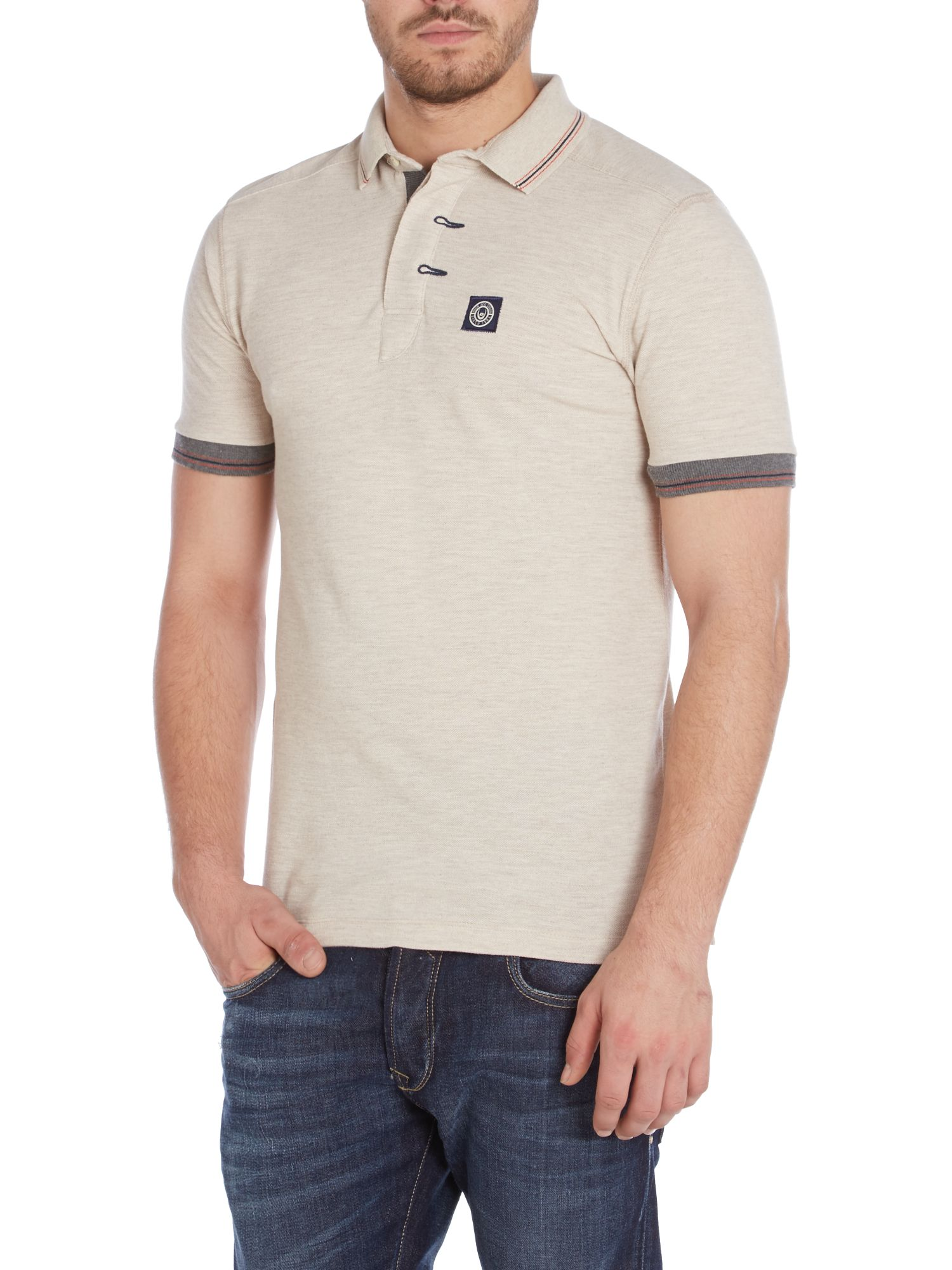 Sterling-v2 short sleeve pique polo