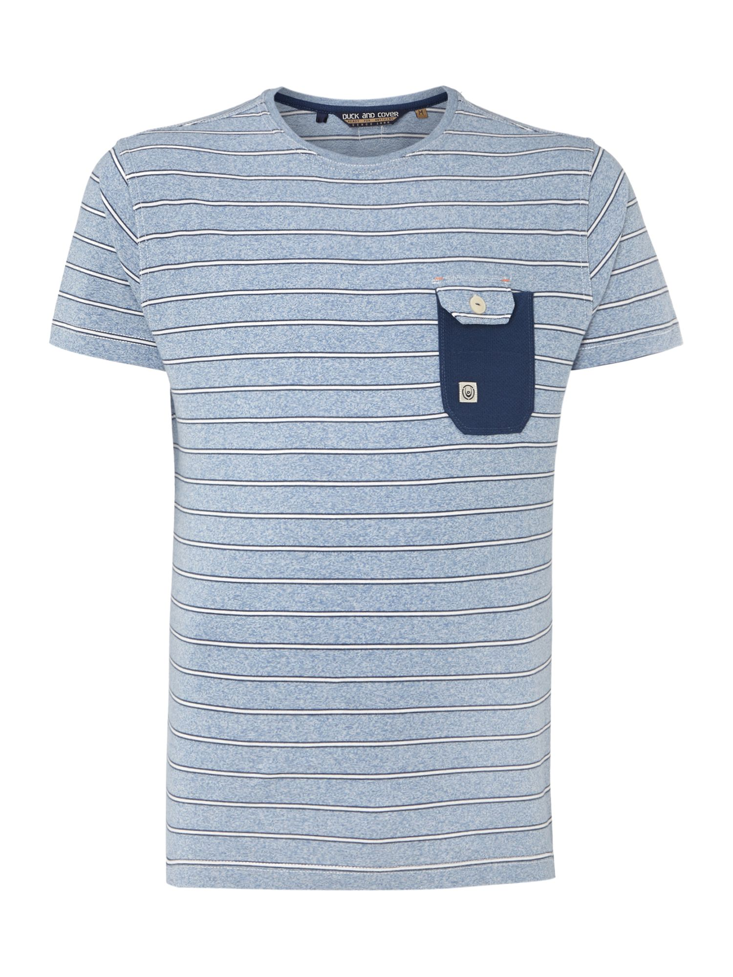 Patten striped grindle t-shirt