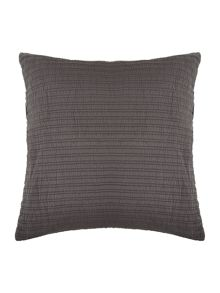 Simplicity charcoal sham