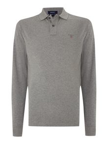 Long sleeve rugby shirt