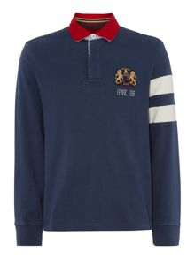 Freemont Rugby Top