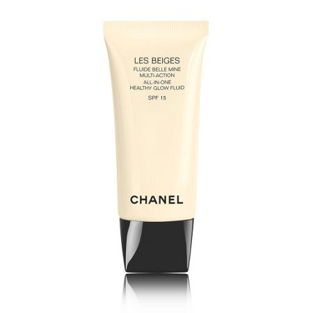 CHANEL LES BEIGES All-In-One Healthy Glow Fluid SPF15