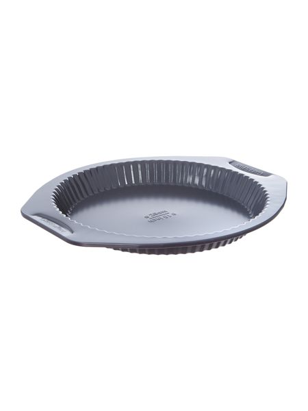 Green Pan Boston fluted quiche / flan tin