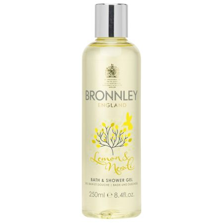 Bronnley Lemon and Neroli 250ml Bath and Shower Gel